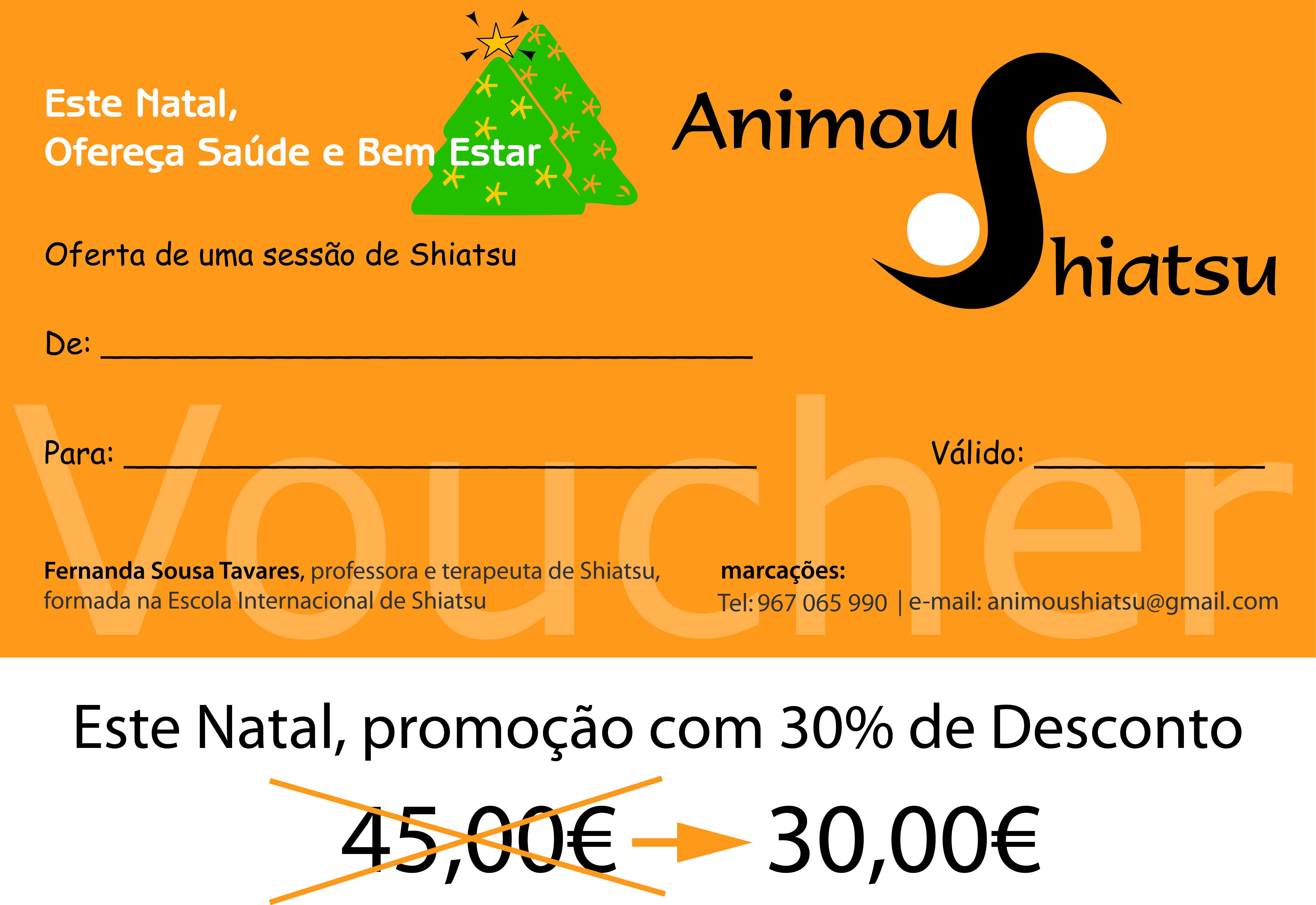 Cartaz Promoção Natal 2015